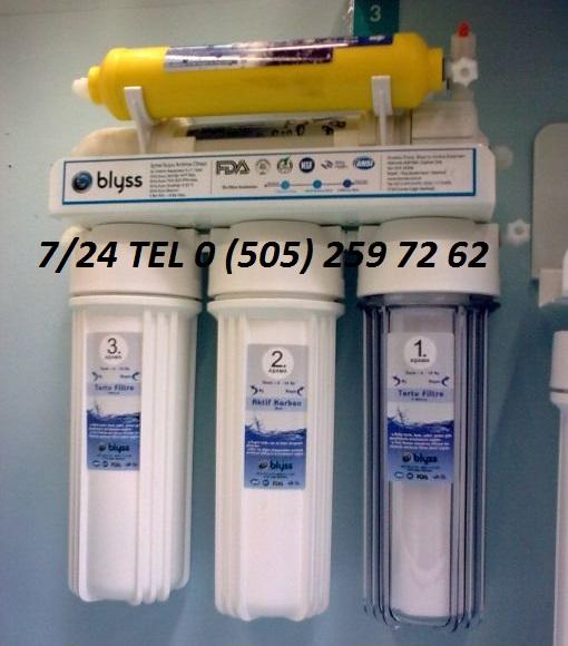 Blyss Su Arıtma Cihazı Filtre